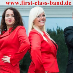 FIRST CLASS BAND Top Partymusik Live
